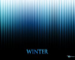 Winter Wallpaper by Cybazaar