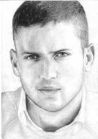 Wentworth Miller by DonieQ