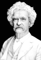Mark Twain bg by Daddyo4