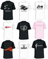 Tshirt Designs by JWDesignCenter