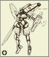Dominance War IV - Mecha by Hideyoshi