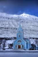 Iceland - Seydisfiordur ... by PatiMakowska