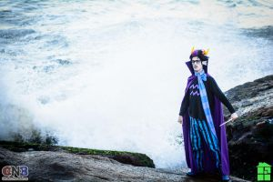 Eridan Ampora, Lord of the Sea Dwellers by Zortegus