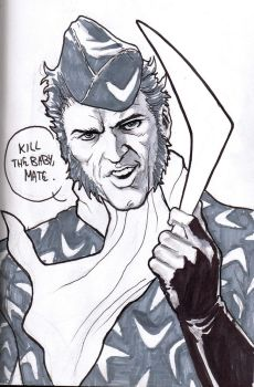 Captain Boomerang by craigcermak
