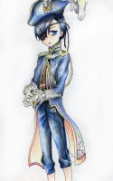 Earl Ciel Phantomhive by PrincessPokemon