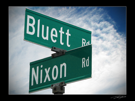 Nixon Bluett by electricjonny