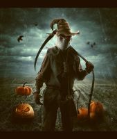 The Scarecrow. by cherryx94