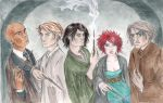 The Order of the Phoenix by oboe-wan