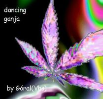 Dancing ganja by Club-Marijuana