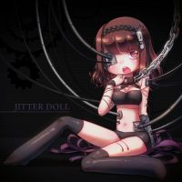 Jitter Doll [Hitomicchi.0] by Porforever