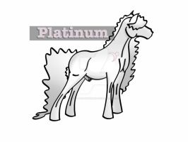 Platinum by StableDaydreams