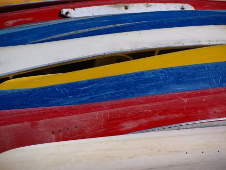 Canoe Colours by JLKitties