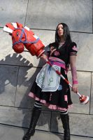Alice madness returns - Silk maiden Cosplay by ChaosTheDawn