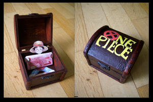One Piece treasure chest by princetheripper33