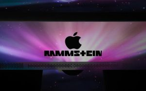 Mac Music Rammstein 2 by emoryu21