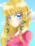 Zelda Skyward Sword by Coco-of-the-Forest