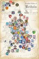 Football Clubs of Britain by bowbood