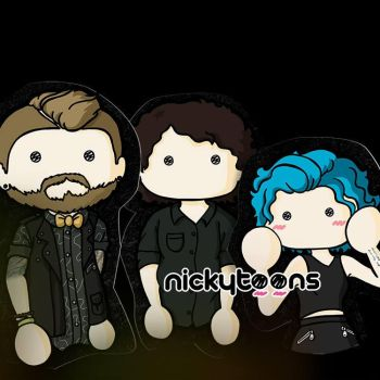 Paramore: Self Titled by NickyToons