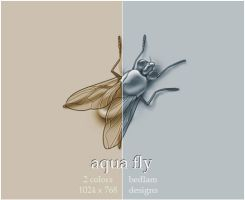 Aqua Fly by bedlamboy