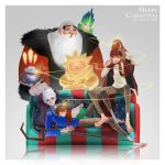 Merry Christmas for dear Guardians by ColnChen