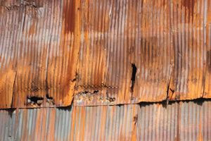 Rusty Wall by Irie-Stock