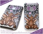 iPhone case - for the swarm by PeterPan-Syndrome