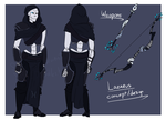 Lazarus concept/design by skele-pap