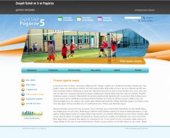 School website by forty-winks