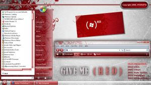 RED Resources for WindowsXP by HYDRATTZ