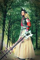 Terra - Being strong by RoteMamba