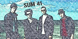 Sum-41 by T-funny33