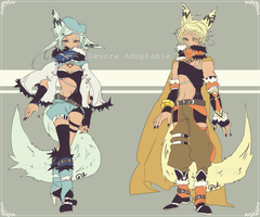 Devora Mix adopt CLOSED by Kaiet