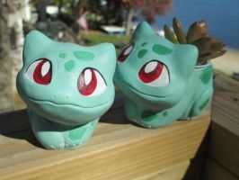 Bulbasaur Sprout Seedling Planter