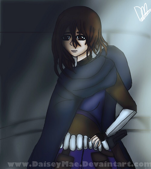 Revan Timeskip outfit with cape by DaiseyMae