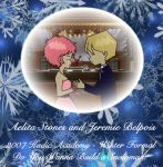 Jeremie x Aelita - 2007 Kadic Winter Formal Photo by rev-rizeup