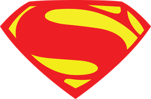 Man of Steel logo Fill by mr-droy