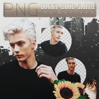 PNG Lucky Blue Smith_by Melissa by melissaalison13
