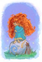 Merida by AveryAnnarose