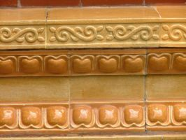 Tile Detail Pattern by oakstock