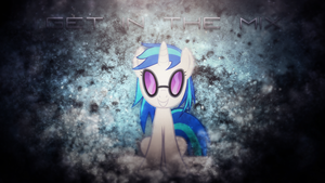 Vinyl Scratch VIP | Get In The Mix by SandwichDelta
