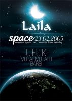 space AT  laila by can