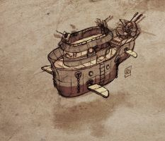 tugboat AA by andrew-chewie