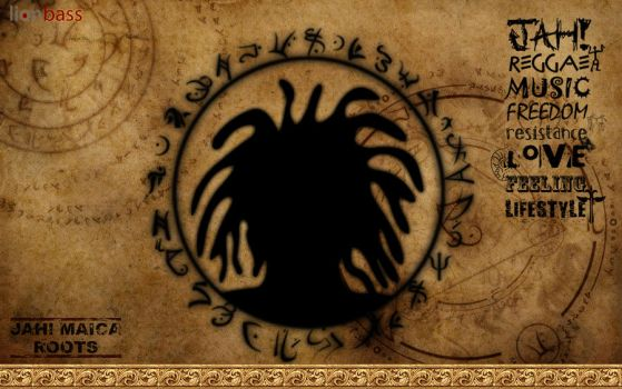 Jah Maica Roots by LionBass