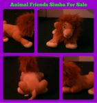 Animal Friends Adult Simba For Sale/Trade by PoniesAndLions
