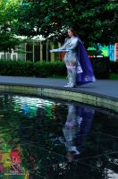 Lady of the fountaine by aoifasd
