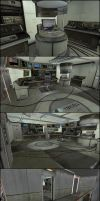 Wesker Room - Resident Evil 5 by JhonyHebert