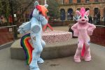 My Little Pony Fursuits by KyoukaKami