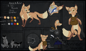 Beyond the Woods Application Ahharu by Wafflehouse0