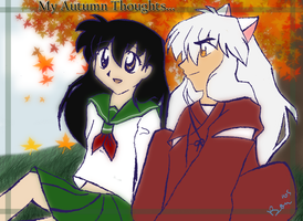 My Autumn Thoughts by Aitania