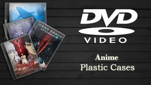 Anime DVD Plastic Cases by reda22